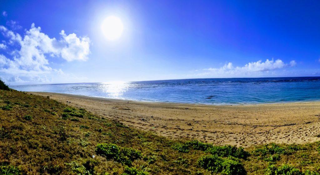 徳之島喜念浜