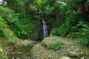 徳之島幸福の滝